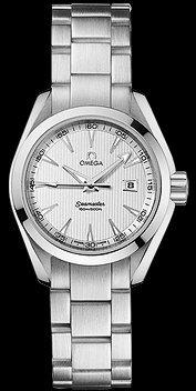 Omega Aqua Terra Ladies Watch 231.10.30.61.02.001