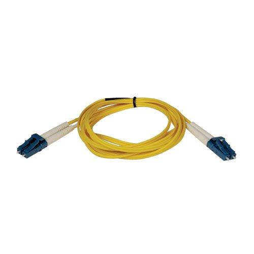 Tripp Lite Duplex Singlemode 8.3/125 Fiber Patch Cable (Lc/Lc), 5M (16-Ft.)(N370-05M)