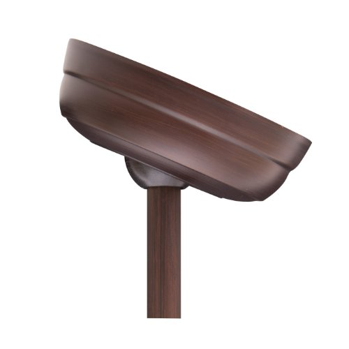 Emerson Ceiling Fans CFSCKORB Sloped Ceiling Kit, Vaulted Ceiling Fan Mount, Oil Rubbed Bronze (Ceiling Fans Mounting Bracket compare prices)
