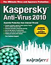 Kaspersky Anti-Virus 2010-Windows