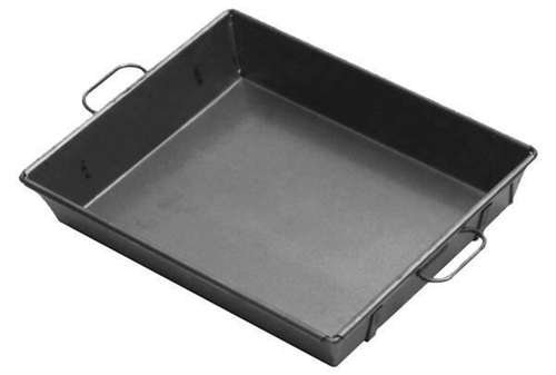 Johnson-Rose 16 Inch X 22 Inch X 3-12 Inch Steel Roasting Pan