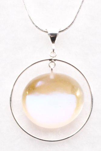 Necklace:Circle Pendant