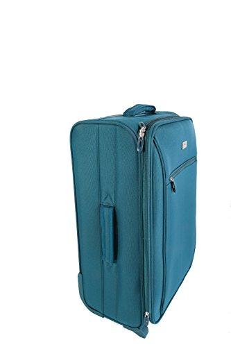 Pianeta baule valigia trolley da viaggio bagaglio per for Kit per baule logati a mano
