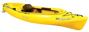 Old Town 10-Feet Vapor 10 Angler Recreational Fishing Kayak (Yellow)