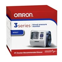Image of Omron Omron 3 Series Wrist Blood Pressure Monitor (B008FNRNRM)