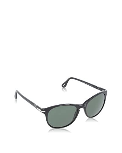 Persol Gafas de Sol 3042S Sole95/31 (54 mm) Negro