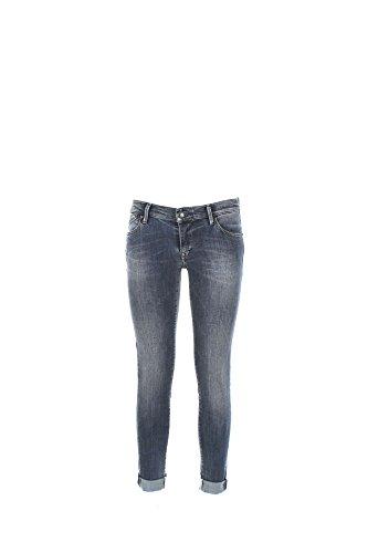 Jeans Donna 0/zero Construction MOREA/5S SWC341 Denim Autunno/Inverno Denim 26