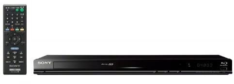 SONYブルーレイディスク/DVDプレーヤー 3D対応 S480 BDP-S480