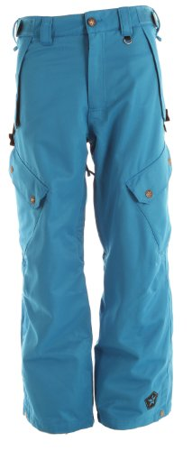Sessions Gridlock Ski Snowboard Pants True Blue Sz L