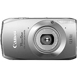 Canon PowerShot 500 HS Digital Camera