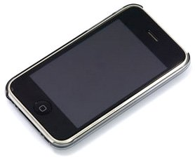 パワーサポート エアージャケットセット for iPhone 3GS/3G クリアブラック PPK-73