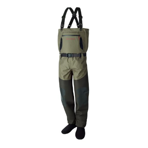 Redington Sub Zero Fishing Wader, Greenback/Sawgrass, X-Large Short