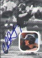Chad Tracy Arizona Diamondbacks 2002 Just Minors Autographed Hand Signed Trading Card... by Hall+of+Fame+Memorabilia