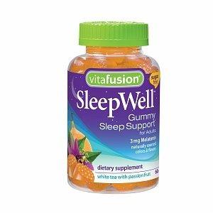 VITAFUSION GUMMY SLEEP WELL