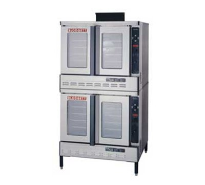 Blodgett Dfg100Double Double Full Size Gas Convection Oven - Lp, Each