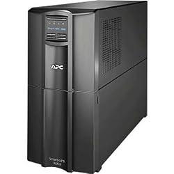 APC SMT3000I Smart-UPS 3000VA 230V LCD 2700W Intrntnl 230V Out (8) IEC 320 C13 (1) IEC 320 C19