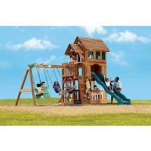 Windsor Ii Swing Set front-42053
