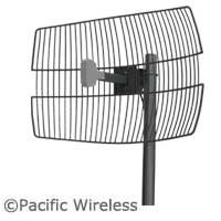 2.4 GHz 15dBi Gain Grid Parabolic Dish N-Female