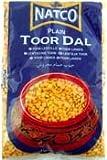 Natco Toor Dall Plain 2kg