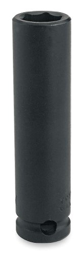 proto Impact Socket, 1/2 in Dr, 33mm, 6 Pt