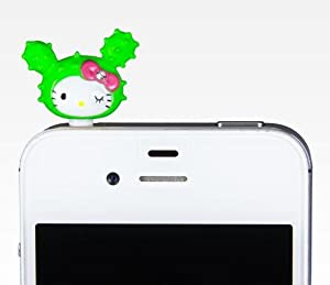 Sanrio Exclusive Limited Edition Tokidoki x Hello Kitty: Sandy Anti-Dust Plug Charm for iPhone / Samsung / HTC