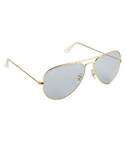 Ray-Ban RB3025 L1744 Medium Size 58 Aviator Sunglasses