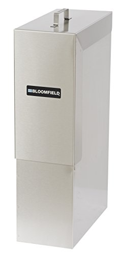 Bloomfield 8840-4G-W Iced Tea Dispenser, 4-Gallon, Stainless Steel, 6