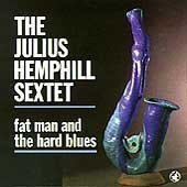 Cover of &quot;Fat Man &amp; Hard Blues&quot;