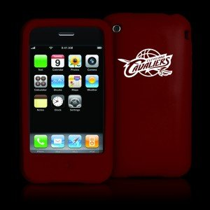 Tribeca Cleveland Cavaliers Iphone 3g / 3gs Silicone Case