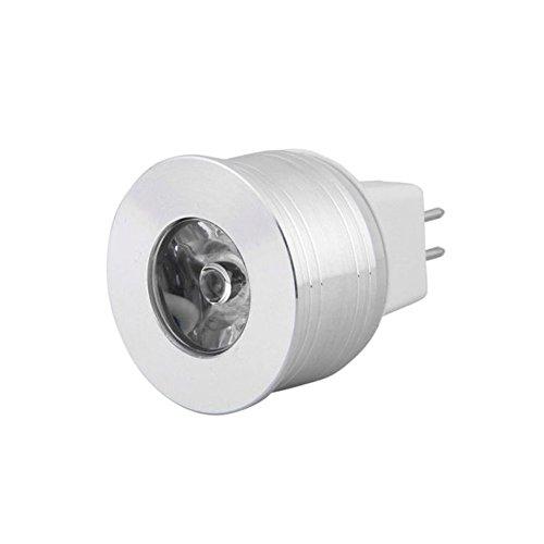 Generic 35Mm 3W 12V Mr11 Bright Mini Led Spotlight Bulb Warm White