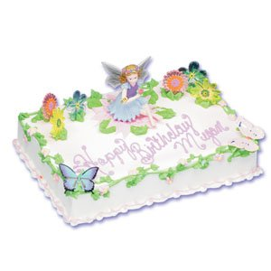 Bakery Crafts Garden Fairies Cake Kit