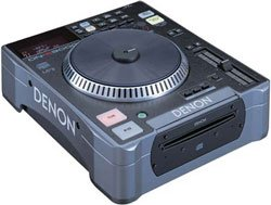 Denon Dns3000 Table Top Cd Player