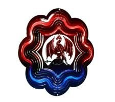 Dragon Red / Blue 12-Inch