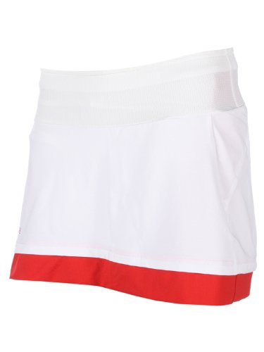 Adidas Womens White Tennis Gym Skort Skirt -612517
