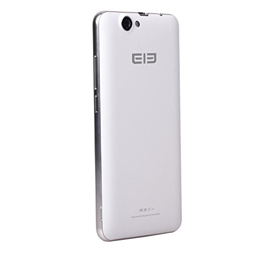 "Elephone p5000 5.0 "" Android 4.4 3G Smartphone (Dual SIM Octa Core 16MP 2GB + 16 GB 3G / WIFI / Bluetooth4.0 / NFC / OTGFull HD / Long Color White"