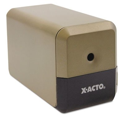 X-Acto 1800 Series Desktop Electric Pencil Sharpener, Putty