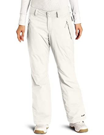Columbia Women's Modern Mountain Pant, Sea Salt, Large