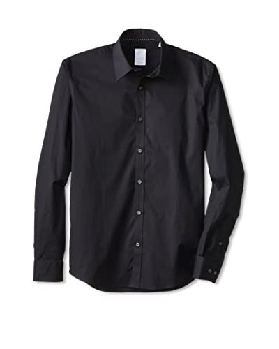 Lindbergh Men's Long Sleeve Stretch Shirt