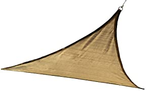 Shelterlogic 12 Ft. / 3.7m Triangle Shadesail Choose Color