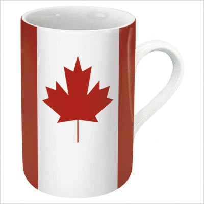 Canada Flag Mug [Set of 2]