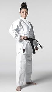 Shureido TK-10 SENSEI-TOURNAMENT Karate Gi Uniform White 100% Cotton by Shureido