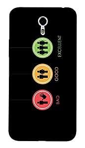 Designer Back Cover for Lenovo ZUK Z492