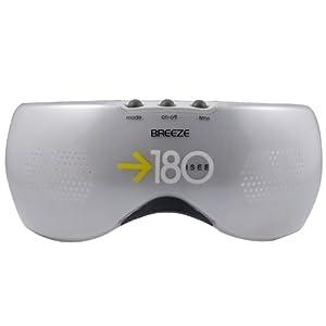 Breo Breeze ISee 180-Hi-Tech Digital Eye & Temple Massager
