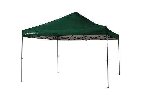 Quik Shade Weekender 144 Instant Canopy (Oregon Green/Black), 12 Feet X 12 Feet