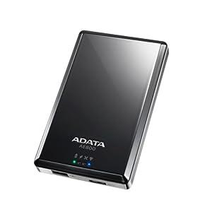 ADATA DashDrive AE800 Wireless HDD and Power Bank (AAE800-500GU3-CUSBK)