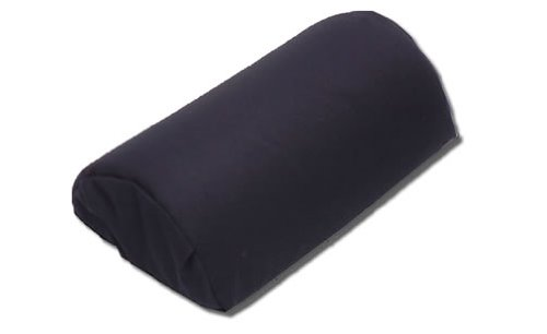 D Roll Lumbar Back Support. 100% Memory Foam. Superb Orthopaedic Lower Back Support.