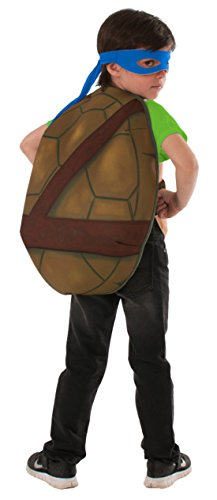 Boys Tmnt Crime Fighting Box Set Kids Child Fancy Dress Party Halloween Costume