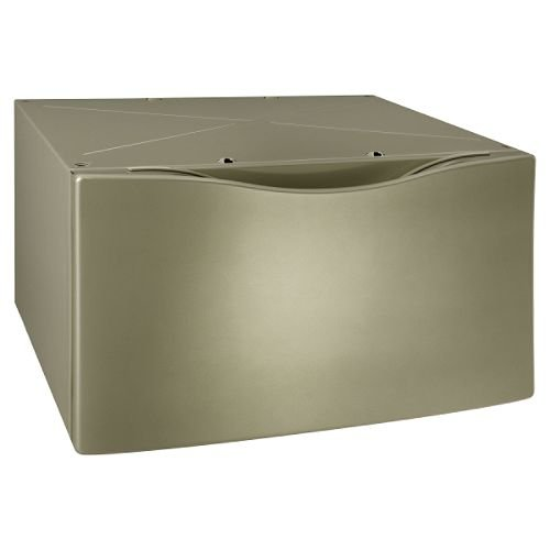 Kenmore Laundry PlusTM 15.5 in. Pedestal with Storage Drawer 58821-Aspen Green (Kenmore Pedestal compare prices)