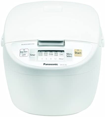 Panasonic SR-DG102 Rice Cooker