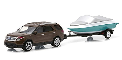 2013-ford-explorer-and-boat-with-boat-trailer-hitch-tow-series-4-1-64-by-greenlight-32040-c